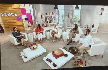 Hangutazók a Ridikül című tv műsorban